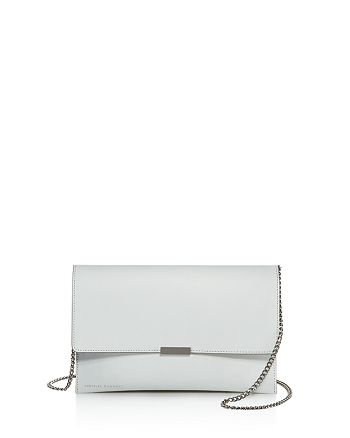 Loeffler Randall - Leather Envelope Clutch - 100% Exclusive