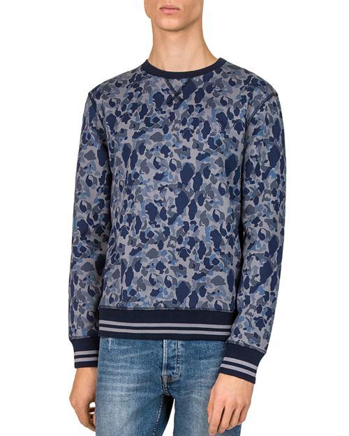 The Kooples - Camo Sweatshirt