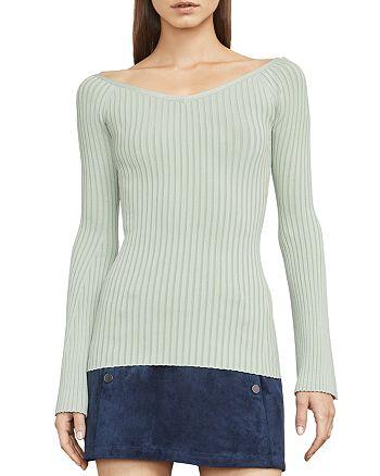 BCBGMAXAZRIA - Zoee Rib-Knit Sweater