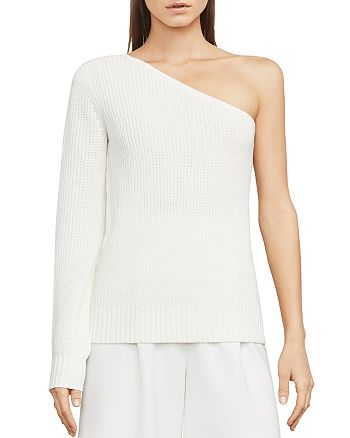 BCBGMAXAZRIA - Aleena One-Shoulder Sweater