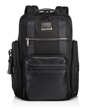 Alpha Bravo - Sheppard Deluxe Backpack - Black