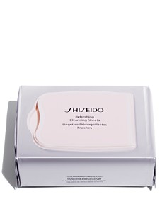 Shiseido - Refreshing Cleansing Sheets