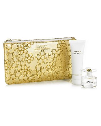 MARC JACOBS - FREE Marc Jacobs Daisy Mini Cosmetic Case & Sample Duo - Yours with any Marc Jacobs Daisy purchase of $50 or more!