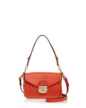 Longchamp - Mademoiselle Small Leather Crossbody