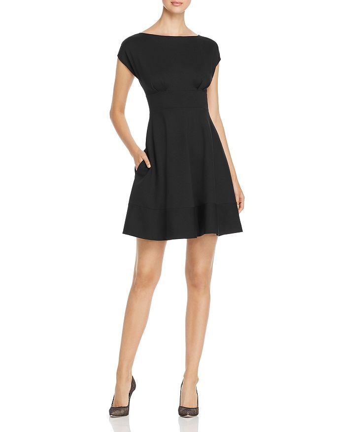 kate spade new york - Fiorella Ponte Cap-Sleeve Dress
