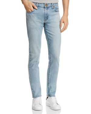 TYLER SLIM FIT JEANS IN SEISMOGRAF