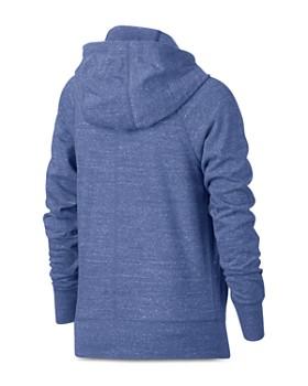 Nike - Girls' Vintage Jersey Hoodie - Big Kid
