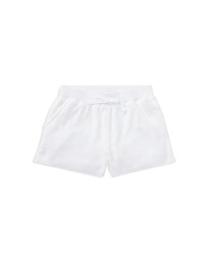 Polo Ralph Lauren Girls Terry Shorts  Big Kid