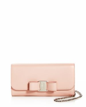 Salvatore Ferragamo Oversized Vara Bow Mini Bag