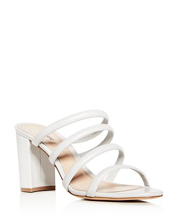 832b04173826 SCHUTZ - Women s Felisa Leather High Block-Heel Sandals