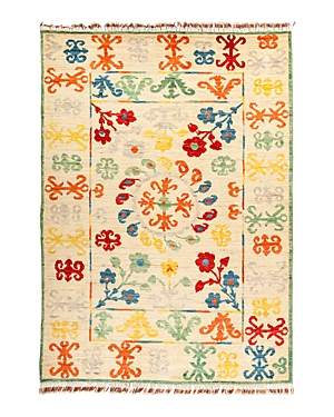 Solo Rugs Tribal Area Rug, 6'4 x 9'1