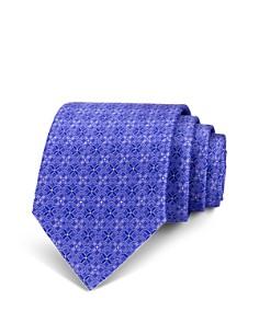 The Men's Store at Bloomingdale's Geo-Link Classic Tie - 100% Exclusive_0