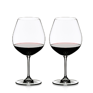 Riedel Vinum Pinot Noir Wine Glass, Set of 2