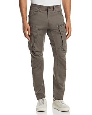 Rovic New Tapered Fit Cargo Pants