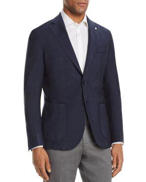 L.b.m Solid Slim Fit Sport Coat