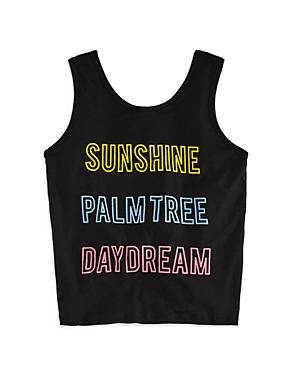 Vintage Havana Girls Sunshine Daydreams Tank  Big Kid