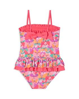 Hula Star - Girls' Butterfly Cutie Swimsuit - Little Kid