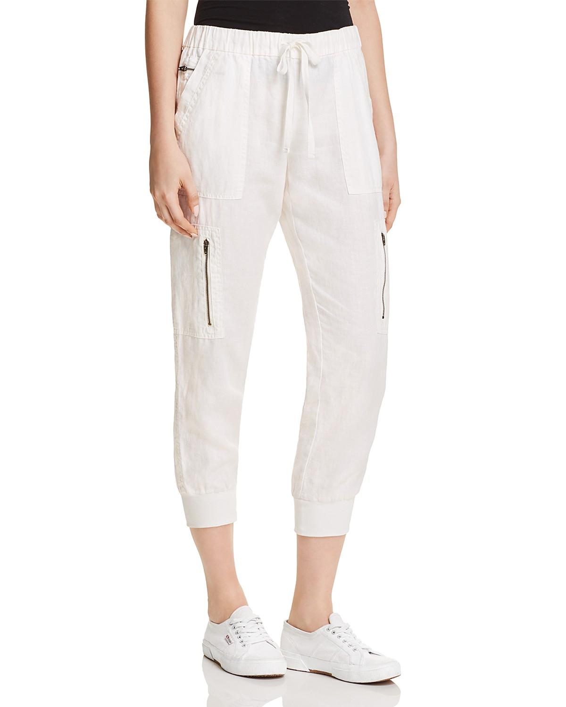 Florimel Pant In White. Pantalon Florimel En Blanc. - Size S (also In L,m,xs) Joie - Taille S (également En L, M, Xs) Joie