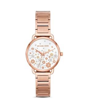85f3689b8 Michael Kors Rose Gold Watch - Bloomingdale's