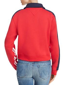 Tommy Jeans - Racing Logo Sweatshirt
