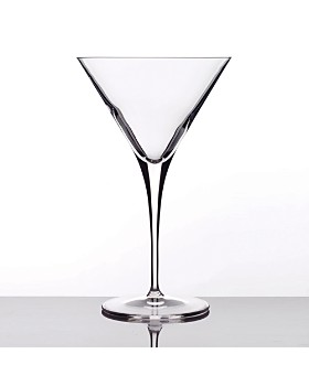 Luigi Bormioli - Crescendo 10 oz. Martini Glasses, Set of 4