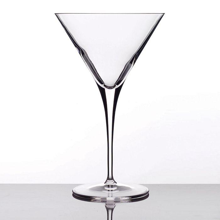 Luigi Bormioli - Crescendo 10 oz. Martini Glasses, Set of 4