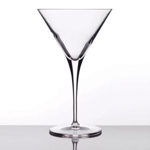 Luigi Bormioli Crescendo 10 oz. Martini Glasses, Set of 4