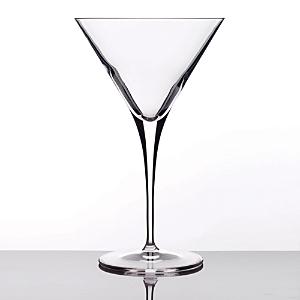 Luigi Bormioli Crescendo 10 oz. Martini Glasses, Set of 4