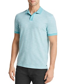 BOSS Parlay Two-Tone Polo Shirt - Bloomingdale's_0