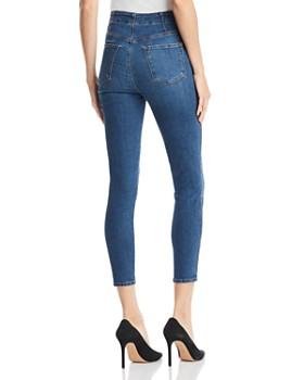 J Brand - Natasha Sky High Skinny Crop Jeans in Lovesick