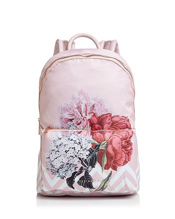 cbc26a202 Ted Baker Emise Palace Gardens Nylon Backpack | Bloomingdale's