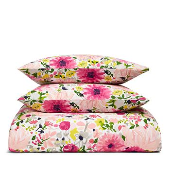 kate spade new york - Dahlias Duvet Cover Set, King