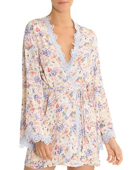 In Bloom by Jonquil - Floral Short Robe