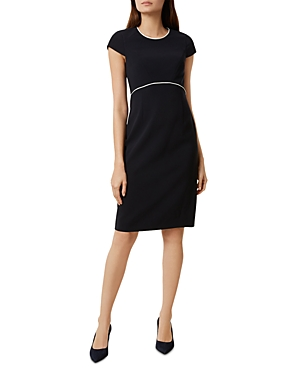Hobbs London Christine Piped Dress