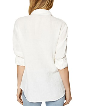 Sanctuary - Steady Boyfriend Textured Shirt