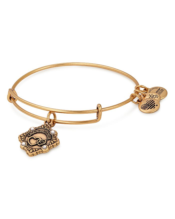Alex and Ani - Grandmother Expandable Wire Bangle Bracelet