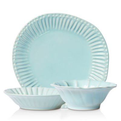 Incanto Stripe Stoneware Dinner Plate
