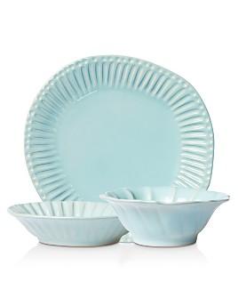 VIETRI - Incanto Stripe Stoneware Dinnerware