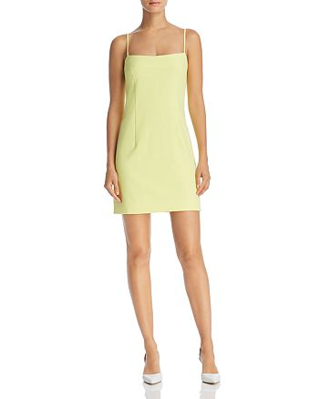MILLY - Mini Slip Dress