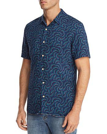 SURFSIDESUPPLY - Shell Regular Fit Button-Down Shirt