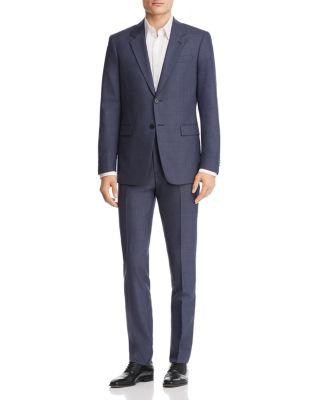 Chambers Sharkskin Slim Fit Suit Jacket