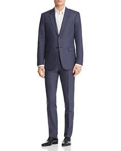 Theory - Sharkskin Slim Fit Suit Separates