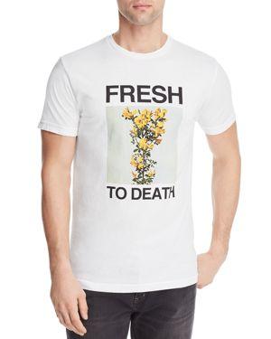 ALTRU FRESH TO DEATH CREWNECK TEE