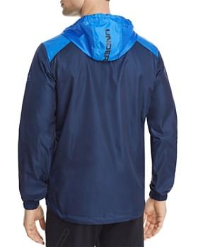 Under Armour - Sportstyle Hooded Windbreaker Jacket