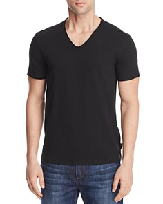 John Varvatos Star USA Slub V-Neck Tee - Bloomingdale's_0