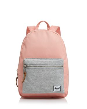 X-SMALL GROVE CANVAS BACKPACK - PINK