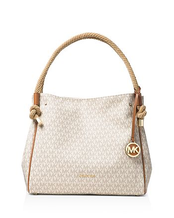 439ce6c777022d MICHAEL Michael Kors Isla Large Grab Bag | Bloomingdale's