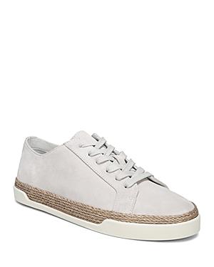 Vince Women's Jadon Suede Low Top Lace Up Sneakers