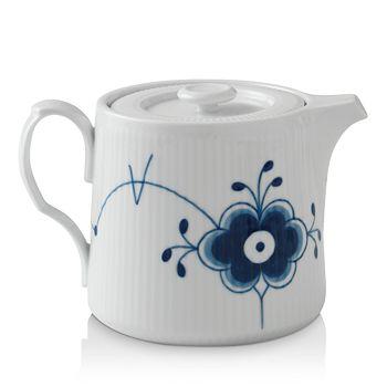 Royal Copenhagen - Blue Mega Teapot