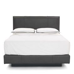 Mitchell Gold Bob Williams Monroe Leather Bed - Bloomingdale's_0